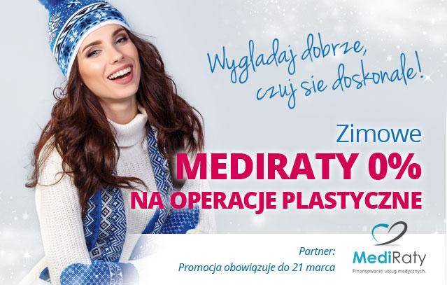 Raty 0% na zabiegi chirurgii plastycznej - Beauty Group - Artplastica