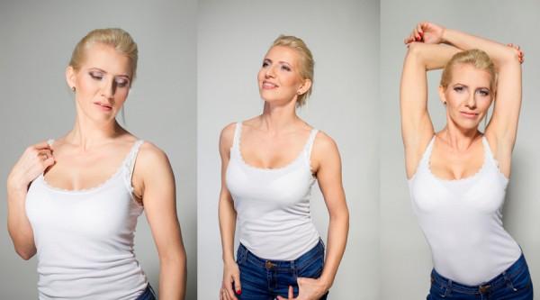 Powiększenie biustu - zdjęcia z sesji zdjęciowej