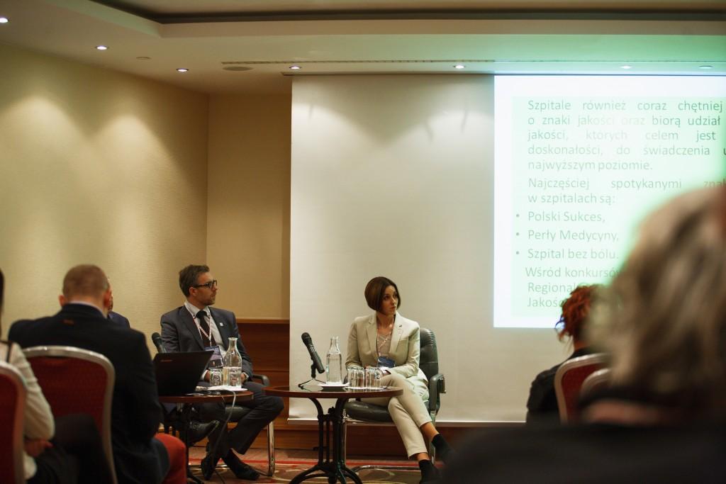 Panel dyskusyjny z udziałem Moniki Chomiuk, prezes kliniki Artplastica