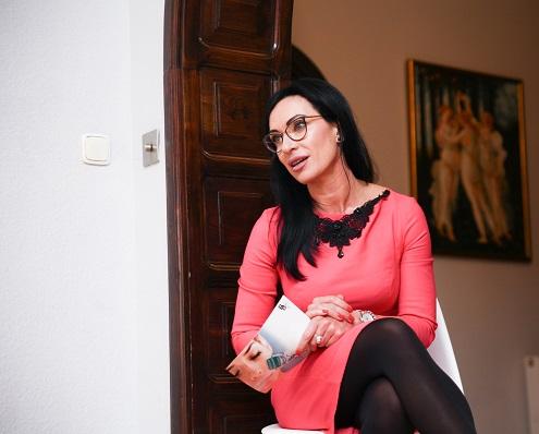 Brygida Wańtuch, kosmetolog