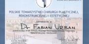 Certyfikat PTCHPRiE, XIII Zjazd, Warszawa, 2011