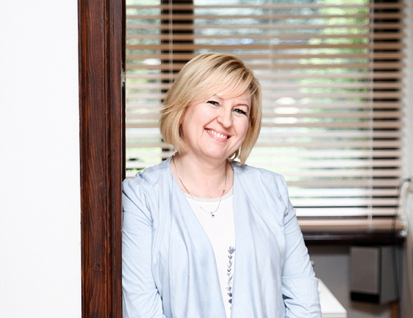 Joanna Marczewska, kosmetolog