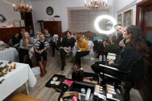 Mikołajkowy Dzień Piękna 2017 - Beauty Group - pokazy makijażu