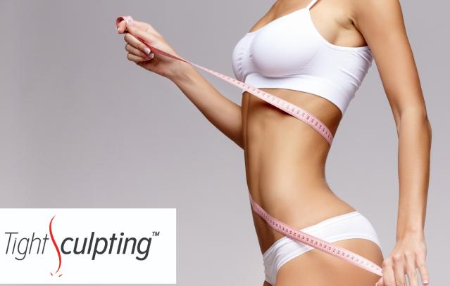 TightSculpting - optymalne rozwiązanie aby wyszczuplić sylwetkę i pozbyć się cellulitu.