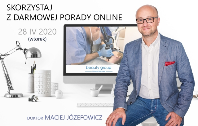 Darmowe porady online - Beauty Group - medycyna estetyczna